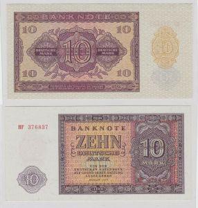 10 Mark Banknote DDR Deutsche Notenbank 1955 kassenfrisch (122975)