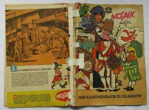 Mosaik von Hannes Hegen Digedag Nummer 69 von 1962 (102492)