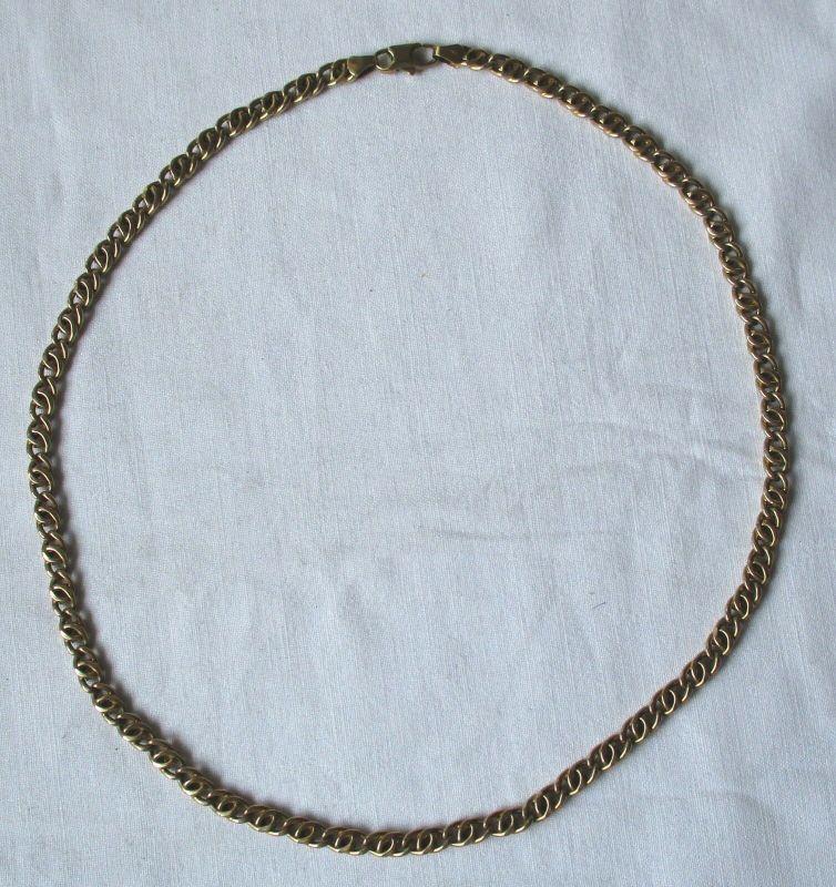Hübsche Halskette aus 333er Gold Länge 46 cm (118288)