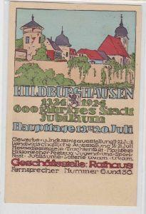 41958 Ak 600jähriges Stadt Jubiläum Hildburghausen 1924