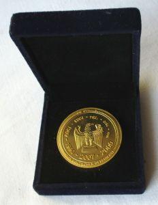 Medaille Die Stimmen der deutschen Geschichte - Das Wunder von Bern (110130)