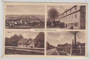 91446 Mehrbild Ak Gruß aus Rauda bei Eisenberg in Thüringen 1935