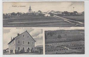 77086 Mehrbild Ak Preith bei Eichstätt Gasthaus, Gefechtsschießplatz 1916