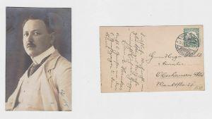 59656 Foto Ak Windhuk Deutsch Süd West Afrika 1913