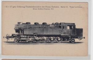 67840 Ak Güterzug-Tenderlokomotive der französischen Ostbahn 1913, Serie 13