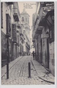 78031 AK A Roca Algeciras - Algeciras Una Calle um 1910