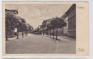 93034 Ak Schlawe in Pommern Stolper Vorstadt 1935