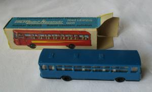 DDR Modellauto MK Modelle Reisebus Bus Ikarus OVP (129115)