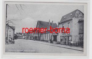 75708 Ak Mallmitz Małomice Kreis Sprottau Hotel zur Linde um 1940