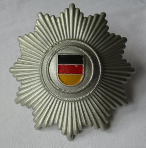 Großer Tschako Stern kasernierten Volkspolizei KVP Original TOP (121978)