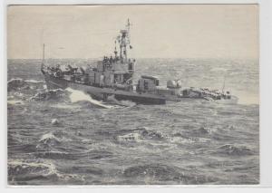 91866 AK Volksmarine U-Jagd-Schiff Nationale Volksarmee 1976