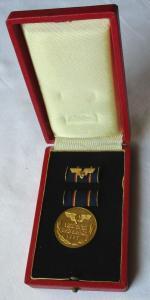 DDR Orden Verdienter Eisenbahner 1965 mit Etui & Interimsspange (105714)