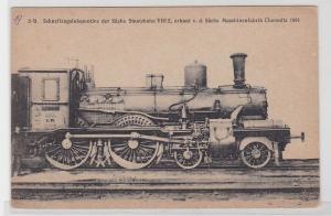 89412 AK Schnellzugslokomotive der sächsischen Staatsbahn VIII 2 Chemnitz 1891
