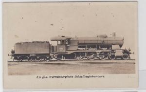 89829 AK Heißdampf-Schnellzug-Lokomotiven württembergische Staatsbahn Gattung C