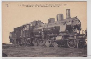 62895 Ak Eisenbahn Preussische Staatsbahn G7 Maschinenfabrik Esslingen 1917