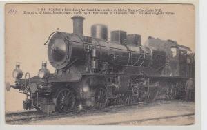 85534 AK Schnellzug-Verbund-Lokomotive der sächsischen Staatseisenbahn 1903
