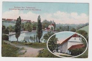 88684 AK Kurhaus Bad Tschachwitz, Heilkräftiges Bad gegen Gicht und Rheumatismus