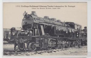 75084 AK Heißdampf-Güterzug-Tender-Lokomotive für Portugal Henschel & Sohn 1924