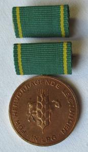 DDR Medaille für hervorragende Leistungen in LPG, Bartel 271 (101031)
