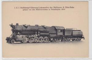 89330 AK Heißdampf-Güterzug-Lokomotive der Baltimore & Ohio-Bahn 1914