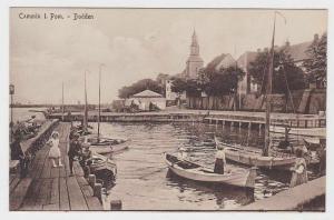 86332 Ak Cammin in Pommern Bodden um 1920