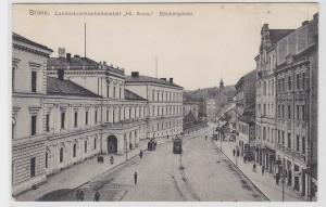 93399 AK Brünn (Brno) - Landeskrankenheilanstalt