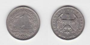 1 Reichsmark Nickel Münze 3.Reich 1935 A Jäger Nr.354 (123452)