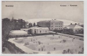 78336 Feldpost AK Brezany (Breschan) - Koszary (Kasernen) 1916