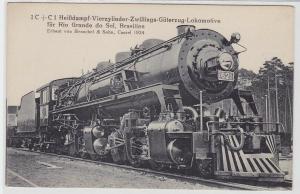 75083 AK Heißdampf-Zwillings-Güterzug-Lokomotive für Rio Grande do Sul Brasilien