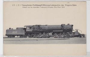 85729 AK Heißdampf-Güterzug-Lokomotive der Virginia-Bahn New York 1918