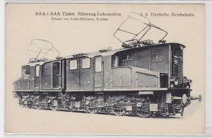 86730 AK Elektrische Güterzug-Lokomotive für die deutsche Reichsbahn Breslau