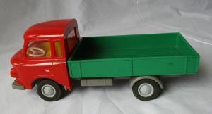 DDR Modellauto Spielzeug Schwungrad Barkas B 1000 Laster LKW Anker (129304)