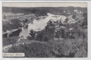 80054 Feldpost Ak Blick auf Wilna Vilnius 1916