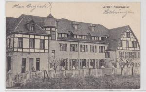 91642 Feldpost Ak Lazarett Folschweiler Folschviller 1917