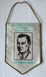 DDR Wimpel Zur Erinnerung Grenztruppen DDR Truppenteil