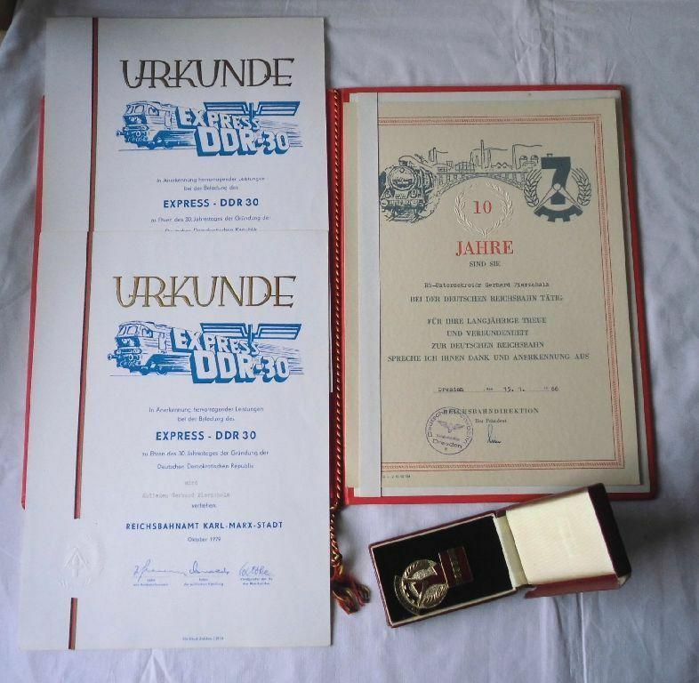 DDR Urkunden & Orden Aktivist des 7 Jahrplan 1966 (118801) 0