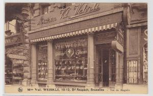93813 Ak Bruxelles Brüssel Boulevard Anspach Bäckerei 1931