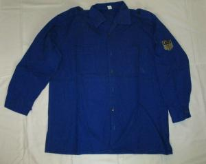 DDR FDJ Freie Deutsche Jugend Bluse Hemd Größe 43 N KULT (125869)