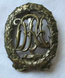 Reichssportabzeichen Silber Weimarer Republik Eugen Marcus Hofjuwelier (112508)