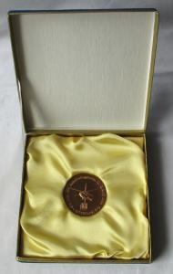 DDR Medaille 500. Industrieflugeinsatz für GISAG FIF-Interflug 1987 (108231)