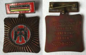 DDR Orden Brigade der sozialistischen Arbeit (105854)