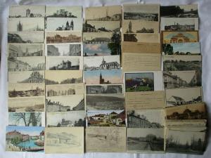 100 Ansichtskarten gelaufen als Feldpost im 1. Weltkrieg (108695)