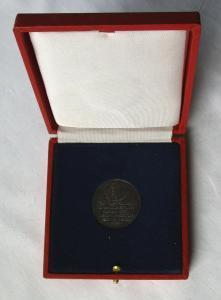 DDR Medaille Feliks Dzierzynski Klassenbrüder-Waffenbrüder Unbesiegbar (101734)