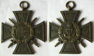 Ehren- und Erinnerungskreuz des Marinekorps Flandern 1914/1918 (105828)