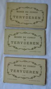 Tervuren Tervueren Belgien ~1910 Musée du Congo Kongo 1.-3. Serie (127410)
