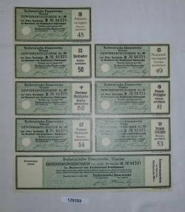 200 Reichsmark Zinsschein Buderus'sche Eisenwerke Wetzlar 6.Januar 1941 (129359)