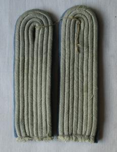Seltene Schulterstücke Leutnant Kraftfahrparktruppen WH 2. Weltkrieg (116086)