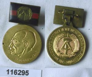 DDR Karl Liebknecht Medaille für Leistungen in der Berufsausbildung (114993)
