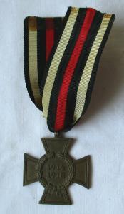Ehrenkreuz für Nichtkämpfer 1914-1918 am Band (114926)