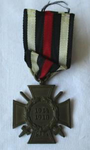 Ehrenkreuz für Frontkämpfer 1914-1918 am Band (110034)